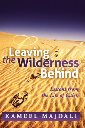 Leaving the wilderness behind