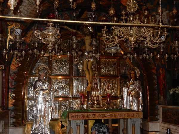 Chapel of Crucifixion