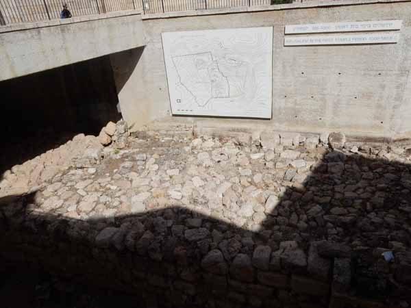 Hezekiah's Wall