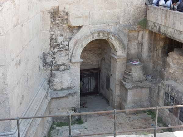 2nd Century AD Gate