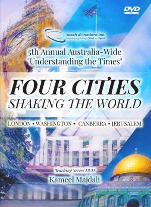 Four Cities Shaking the World
