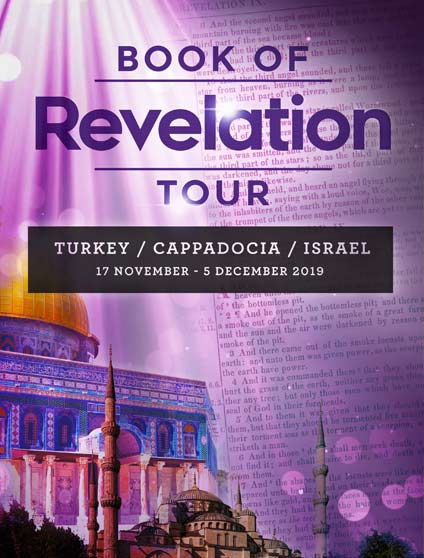 Book of revelation tour