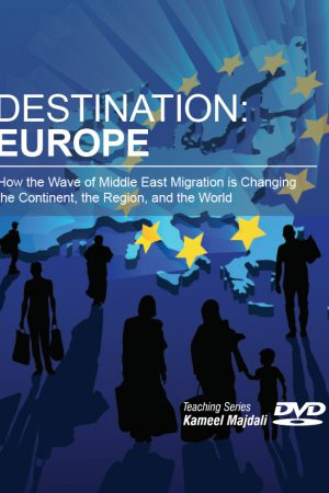 Destination Europe DVD
