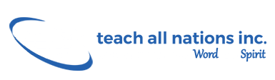 Teach all nations logo