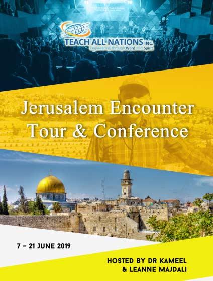 jerusalem tour 2019